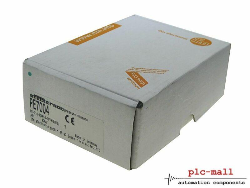 IFM PE7004 -Factory Sealed Surplus-