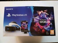 PlayStation VR - Excellent condition - Original box and wires (game not included)
