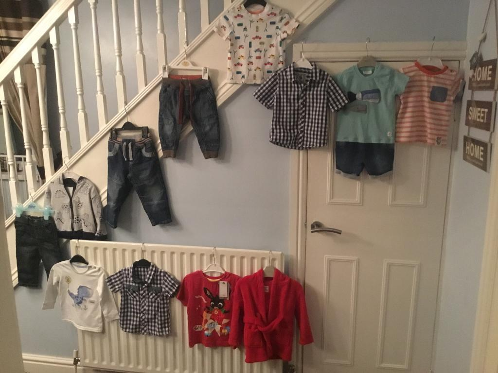fa45445d80da3 Baby boy clothes age 9/12 Months | in Newcastle, Tyne and Wear | Gumtree