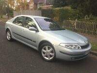 Renault Laguna 1.9 dCi Expression 100 hatch with long MOT !