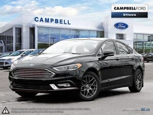 2017 Ford Fusion SE AWD-LEATHER-POWER ROOF---NAV-GREAT BUY