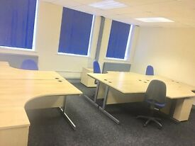 ***PROFESSIONAL SERVICED OFFICES IMMEDIATELY AVAILABLE***