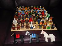 Lego minifigures 5 for £10 no offers except small board £3 each