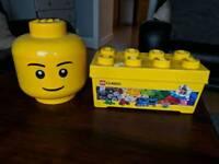 Lego x2 boxes