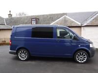 VW T5 Van, short wheel-base camper van