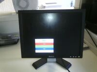 "Dell E156FPc 15"" pc monitor full working suit CCTV computer etc."
