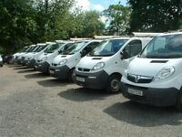 VIVAROS DIRECT FROM BT FSH ONE OWNERS **WELL MAINTAINED VEHICLES** FROM £3295 NO-VAT