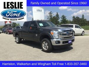 2016 Ford F-250 XLT | 4X4 | One Owner | Remote Start