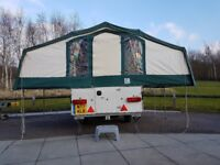 CONWAY COUNTRYMAN FOLDING CAMPER / TRAILER TENT
