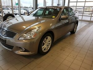 2012 G25x-Luxury, Sporty Handling, Great for Winter