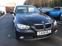 ***BMW 320d M SPORT 2008 DRIVES LIKE NEW 12 MONTHS MOT***