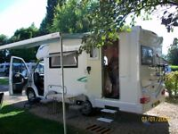 superb motorhome,everthing works and looks like new,great to drive