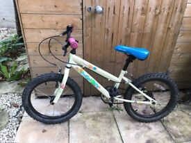 Kids bicycle £45