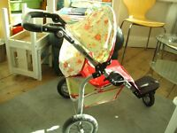 MAMAS AND PAPAS SPORT DOLLS BUGGY