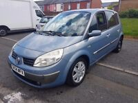 NEED GONE TODAY quick sale Renault scenic 1.6 mint condition