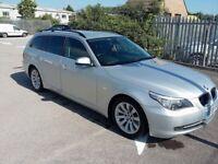 BMW 520d 2009 New mot . New service