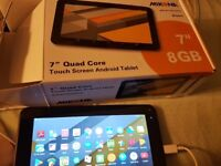 mikona 7 inch anroid tablet 8gb