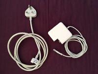 Mac book L Shape power cable