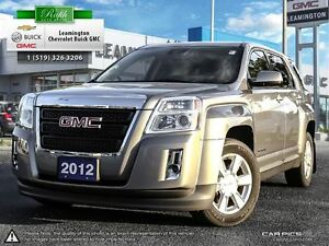 2012 GMC Terrain BEAUTIFUL  SLE-1 4 CYLINDER 2.4 L