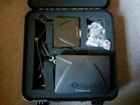 Oculus rift DK1 developers kit