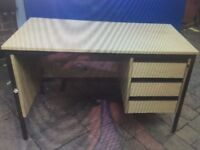 DESK IN GOOD CONDITION - DISMANTLED