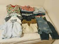 Baby boy clothes 6 to 9 months
