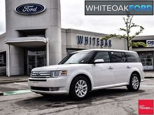 2012 Ford Flex SEL, 7 pass, pano roof, conv pkg....
