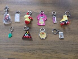 Assorted Key Rings