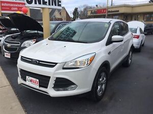 2013 FORD ESCAPE SE ECO BOOST- HEATED SEATS, CRUISE CONTROL, SAT