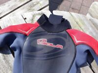 Childrens wetsuits - various sizes