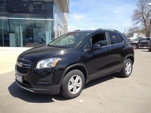 2015 Chevrolet Trax LT AWD Low Kms|Cruise|Onstar 4G LTE WiFi
