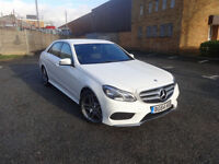 Mercedes-Benz E Class E250 Cdi Amg Line Saloon Auto Diesel 0% FINANCE AVAILABLE
