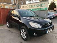 Toyota RAV4 2.0 XT4 5dr£4,345 p/x welcome FREE WARRANTY. NEW MOT