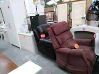 Various electric riser recliners