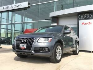 2013 Audi Q5 2.0T Premium W/PANORAMIC ROOF