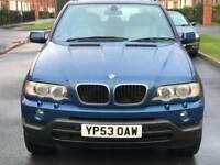 AUTOMATIC DIESEL BMW X5 D SPORT 5 DOORS