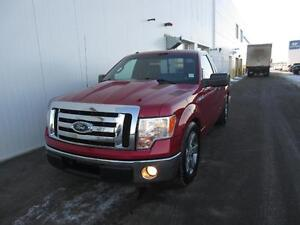 2012 Ford F-150 XLT Roush SuperCharged almost 600hp! Leather Int