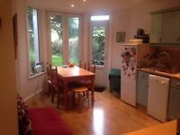Double bedroom with a large front room in a friendly houseshare in Brockley