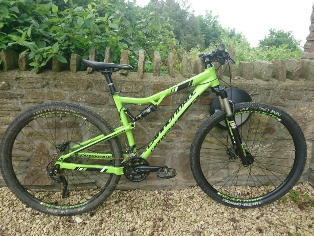 Cannondale Rush 2 29er Mountain Bike . Like new. Large ...