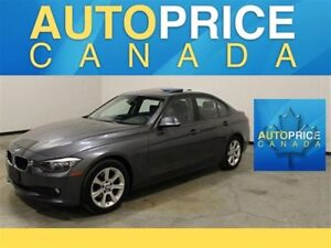 2013 BMW 328 NAVIGATION|MOONROOF|LEATHER