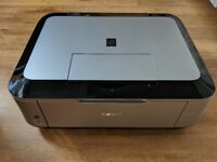 Canon PIXMA MP 620 photo printer + 3 sets of inks and 1 pack of copier paper