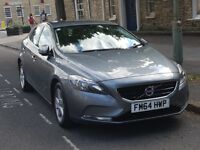 Volvo V40 D2 1.6 Beautiful condition inside and out. Serviced 4000 miles ago MOT July 2018