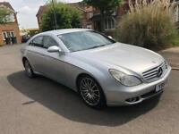 2008 MERCEDES CLS320 3.0 CDI AUTO DIESEL 7-G TRONIC 4 DOOR HISTORY CHEAPEST IN THE COUNTRY