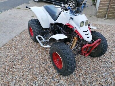 Road Legal 2004 Moto Roma 250cc Quad