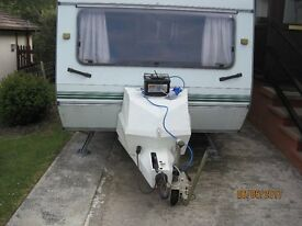 Eurotech Caravan/trailer mover in excellent condition.