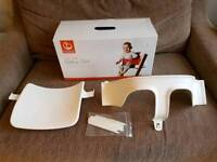 Stokke Tripp Trapp Baby Set with Tray - as new condition