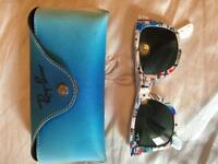 Ray Ban Limited Edition sunglasses
