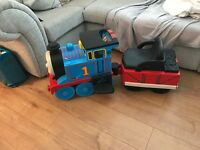 Peg Perego Thomas the Tank Engine/ and friends Electric Ride On Train