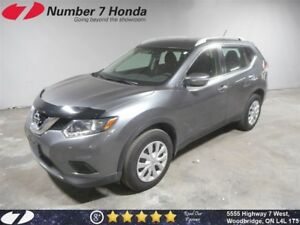 2015 Nissan Rogue S| Backup Cam, Bluetooth, All-Wheel Drive!