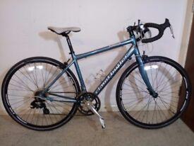 Claud Butler Sabina Road Bike 18 Frame 26 Wheel 14 Speed In Good Working Order